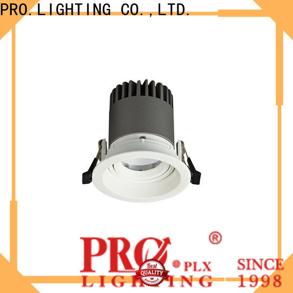 PRO.Lighting certificated spot led downlight personalized for ballroom