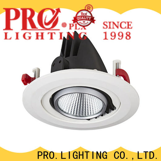 PRO.Lighting durable gimble downlight kit directly sale for home