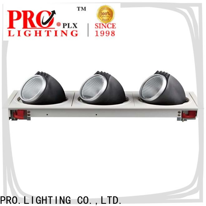 PRO.Lighting 2x30w recessed led spotlights inquire now for ballroom