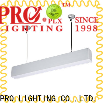 PRO.Lighting quality led linear light fittings personalized for boutique