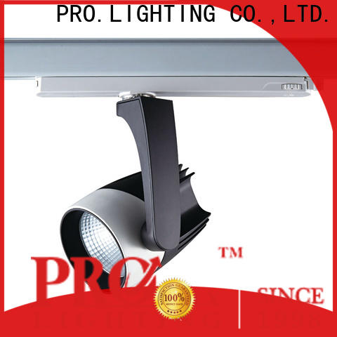 approved Track Light Supplier mounted design for stage