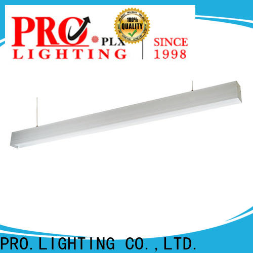 PRO.Lighting mounted pendant linear lighting personalized for boutique