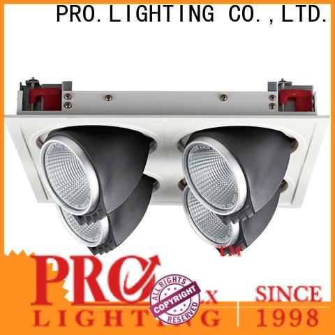 PRO.Lighting heads indoor spotlight design for restaurant