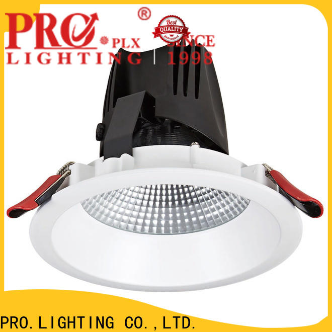 PRO.Lighting quality commercial led downlights wholesale for restaurant