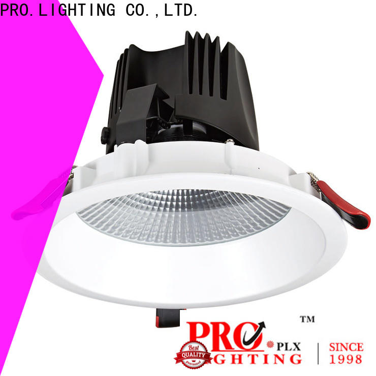 PRO.Lighting stable recessed led downlight wholesale for shop