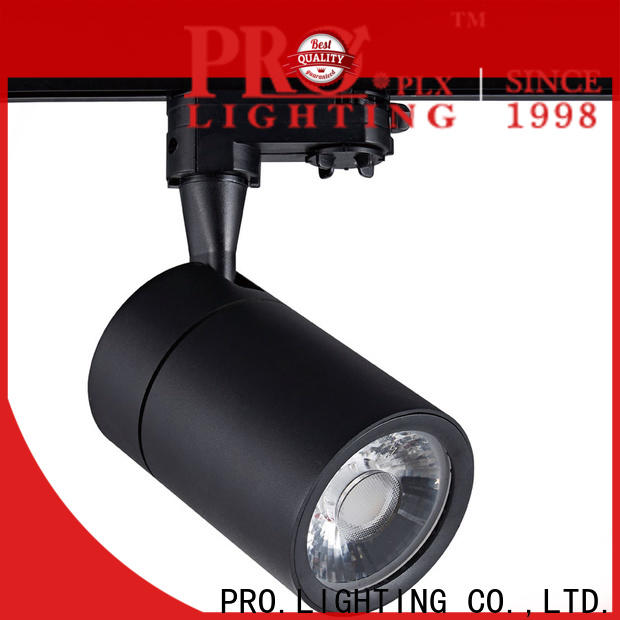approved ceiling mounted track lighting 30w with good price for stage