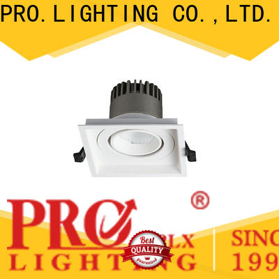 quality led downlight spotlight factory price for dance hall