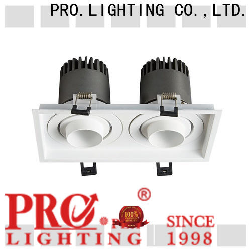 stable downlight osram led factory price for shop