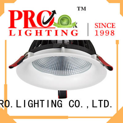 PRO.Lighting wall recessed ceiling downlight personalized for stage