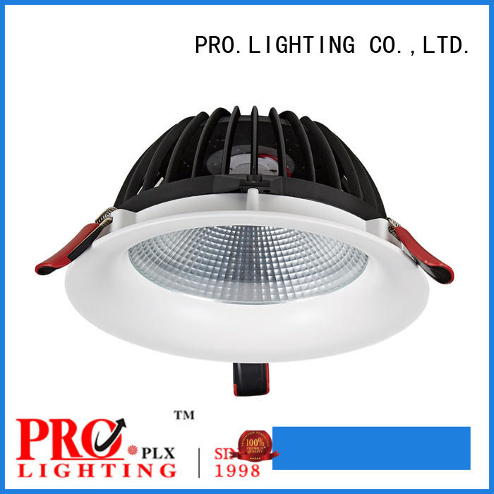 PRO.Lighting recessed recessed downlight supplier for stage