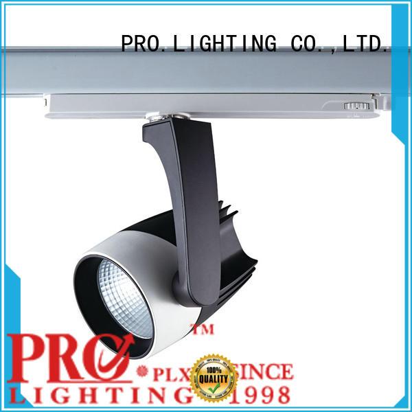 PRO.Lighting efficient ceiling track lighting design for stage