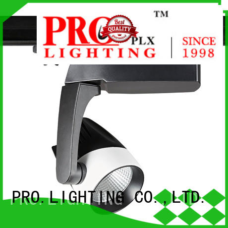 efficient flexible track lighting factory for stage