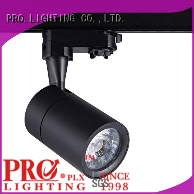 PRO.Lighting 23w dimmable track lighting factory for stage