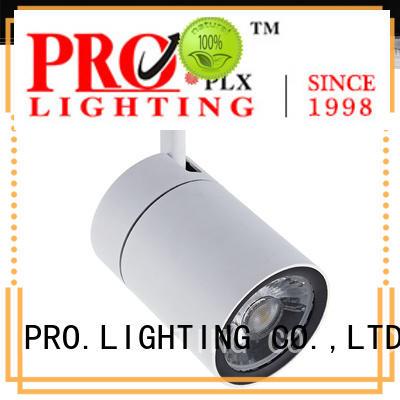 PRO.Lighting low bronze track lighting factory for dance hall