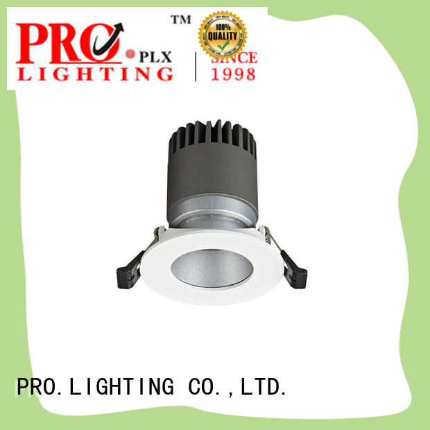 PRO.Lighting quality downlight spot for shop
