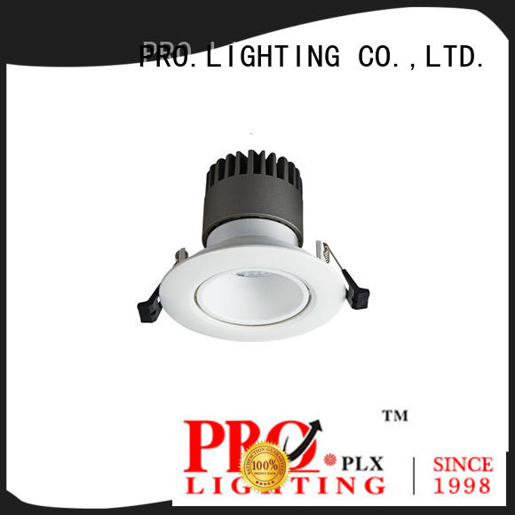 certificated osram led downlight factory price for dance hall