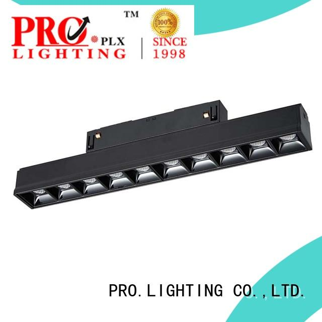 efficient track lighting systems design for shop