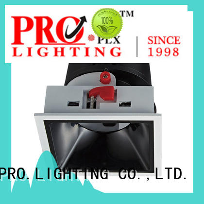 PRO.Lighting stable hotel downlight factory price for stage