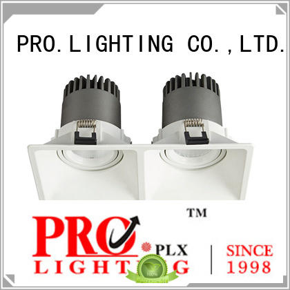 certificated osram led downlight supplier for shop