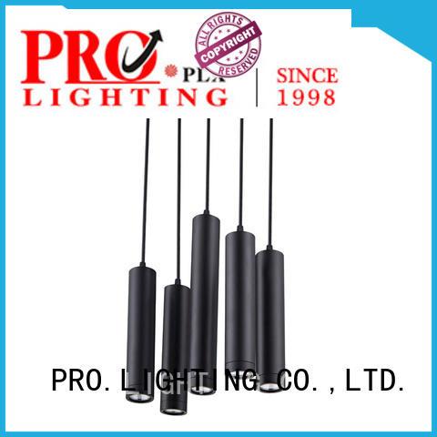 5x10w decorative pendant lights customized for hotel PRO.Lighting