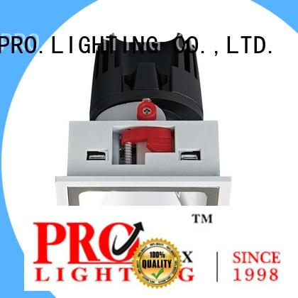 PRO.Lighting wall adjustable downlights wholesale for ballroom
