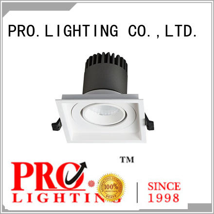 PRO.Lighting certificated osram led downlight wholesale for ballroom