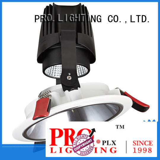 PRO.Lighting quality wall washer downlight gu10 downlight for indoor