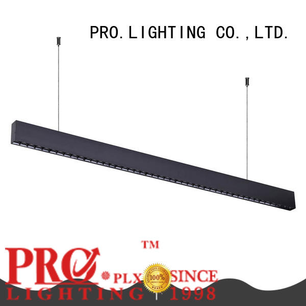 professional magnetic linear light mounted wholesale for boutique