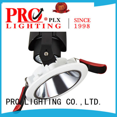 PRO.Lighting cob trim wall washer personalized for cabinet