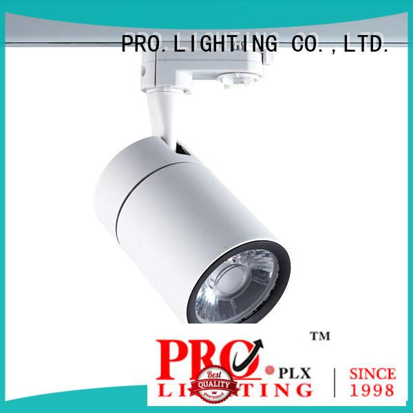 elegant led ceiling track lights with good price for dance hall PRO.Lighting