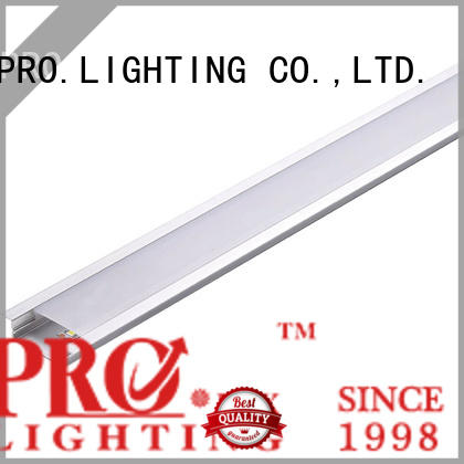 certificated architectural linear lighting linear wholesale for museum