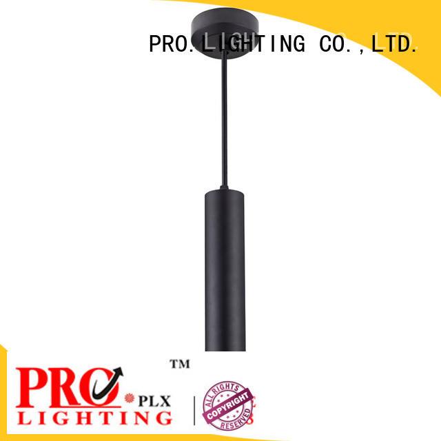 PRO.Lighting cob stainless steel pendant light manufacturer for museum