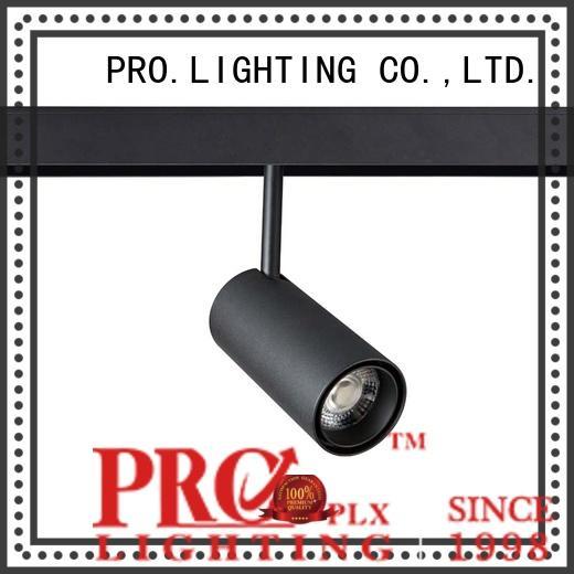 PRO.Lighting efficient track lighting pendants design for residential