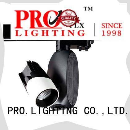 PRO.Lighting efficient kitchen ceiling track lights 40w for dance hall
