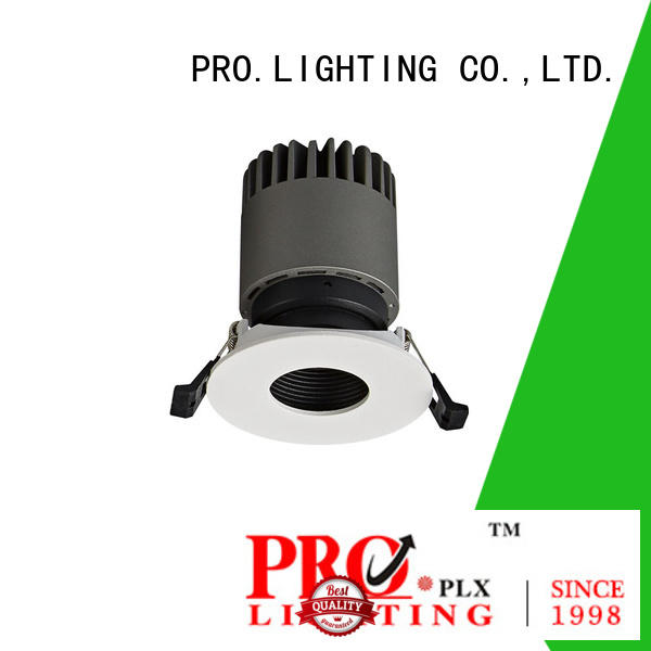 PRO.Lighting quality spot led downlight personalized for stage