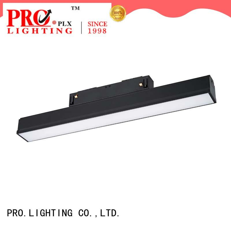 PRO.Lighting approved hanging track lights design for house