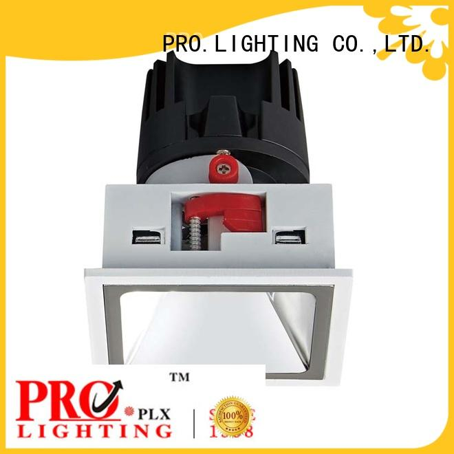 PRO.Lighting certificated led downlights kitchen factory price for shop