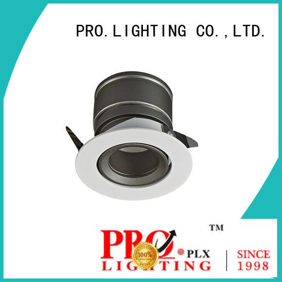 PRO.Lighting approved spot light design for restaurant
