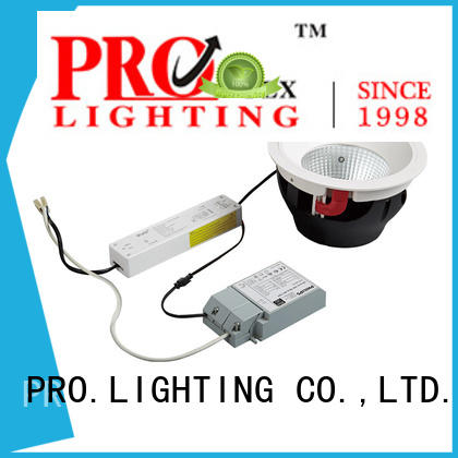 sturdy 240v led downlight wall supplier for shop