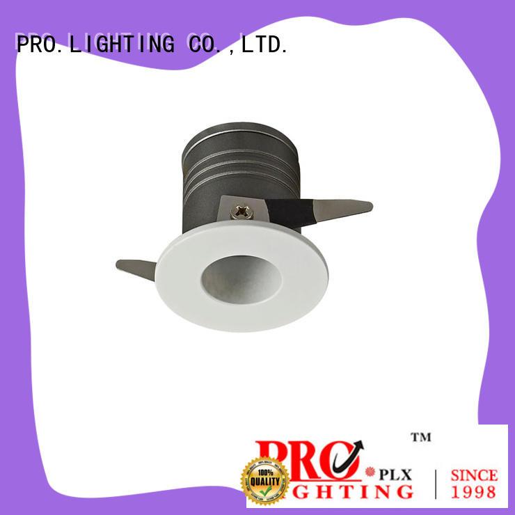 PRO.Lighting approved spotlight lighting factory for restaurant