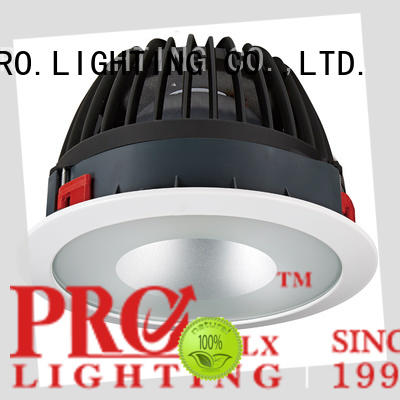 PRO.Lighting light recessed cob downlight wholesale for ballroom