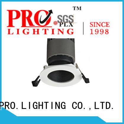 PRO.Lighting certificated osram led downlight factory price for ballroom