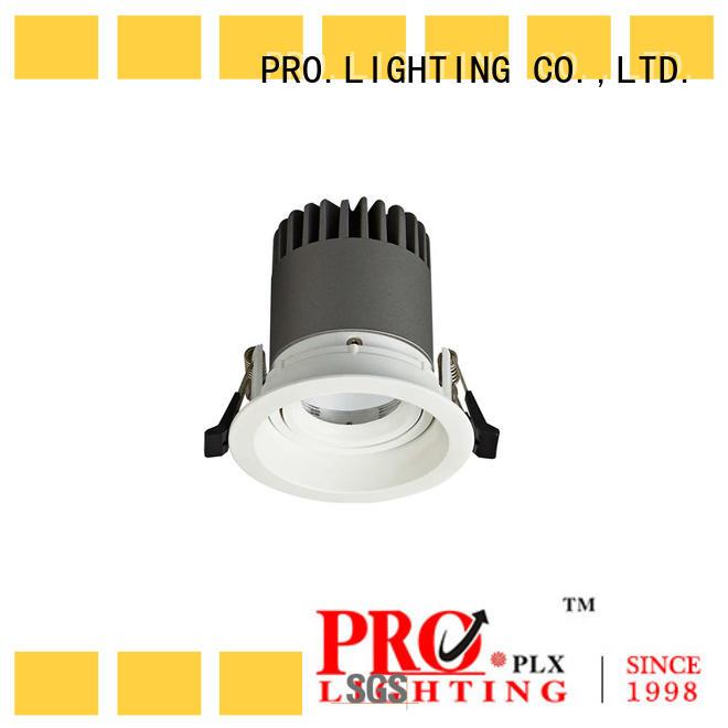 PRO.Lighting sturdy osram led downlight factory price for restaurant
