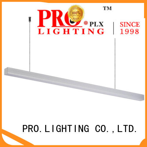 professional 18w led linear light pendant factory price for hospital