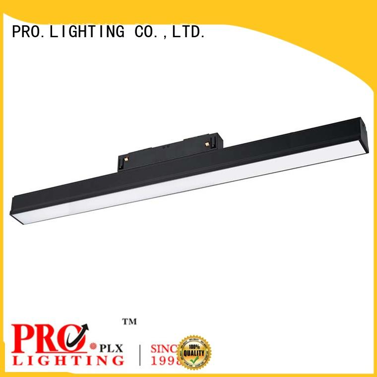 PRO.Lighting approved Magnetic Track System with good price for shop