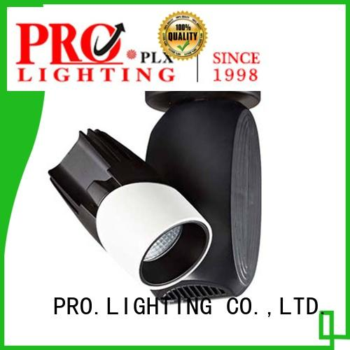 PRO.Lighting builtin 2 wire track light factory for stage