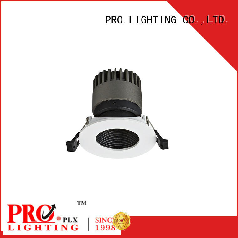 qualitySpot Downlight personalized for dance hall