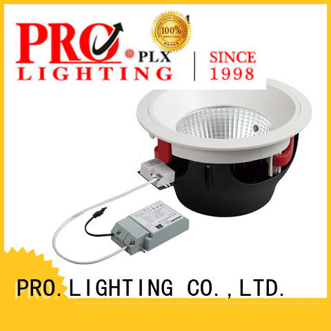 certificated best led downlights emergency personalized for stage