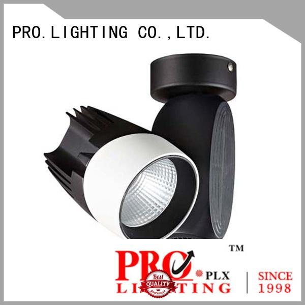 PRO.Lighting elegant suspended track lighting design for dance hall