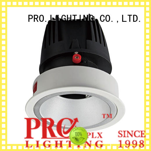professional led downlight 4000k recessed supplier for dance hall